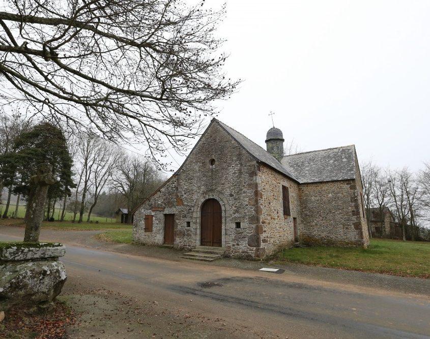Chapelle de Saint-Anne-de-Champfrémont