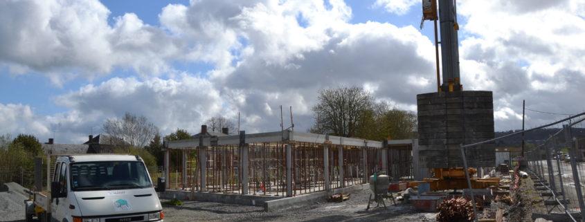 Construction de la Maison pluridisciplinaire de santé - Pré-en-Pail-Saint-Samson