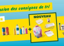 Consignes de tri - Emballages plastique