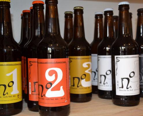 La bière aux numéros - Brasserie Cousin