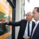 Inauguration vitrines tactiles 19 09 2017
