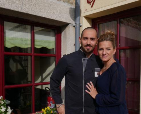 Antonio et Graziella Tale