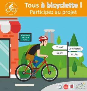 Schéma directeur vélo Communauté de Communes du Mont des Avaloirs