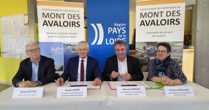 Contrat Territoires-Région 2020 - CCMA - Région Pays-de-la-Loire
