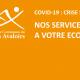 Les services CCMA à votre disposition
