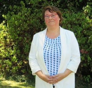 Diane Rouland Présidente de la Communauté de Communes du Mont des Avaloirs (53) - ©Courrier de la Mayenne