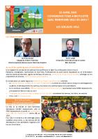 Restitution conférence Tous à Bicyclette