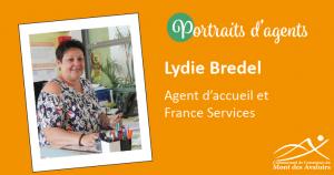 Lydie Bredel - CCMA