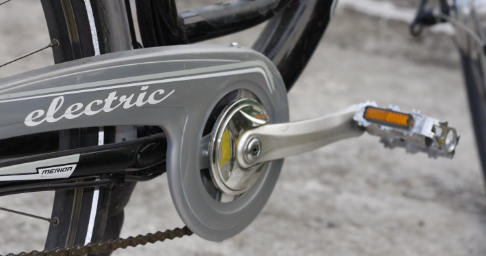 Bonus vélo pour un vélo à assistance électrique - Communauté de Communes du Mont des Avaloirs