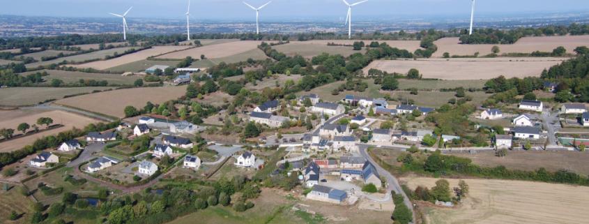 Contrat de Transition Ecologique - Eoliennes Crennes-sur-Fraubée