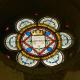 Vitraux de l'église de St-Julien-des-Eglantiers