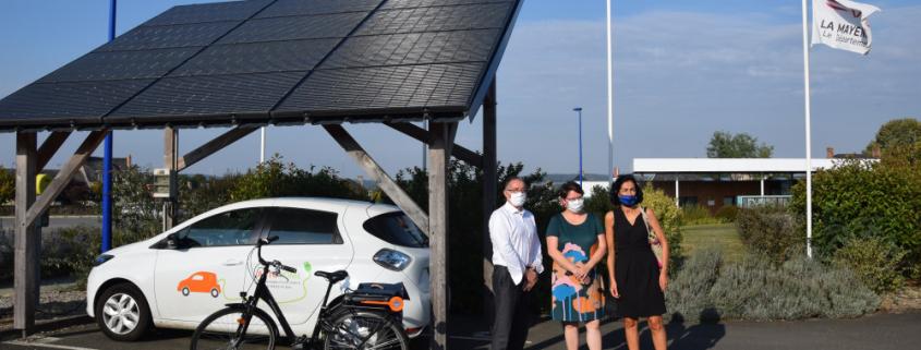 Comité de partenaires Contrat de Transition Ecologique 16 septembre 2020 ©Ouest France