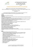 Coordinateur administratif EEA et assistant service culturel
