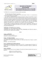 2021-05-Décision de la Présidente du 03 mai 2021