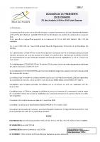 2021-01-Décision de la Présidente du 28 janvier 2021